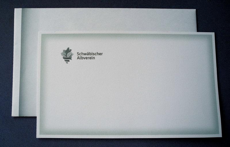 Briefumschlag Beschriften Für Trauerkarte : Eigenbedarfs artikel für gaue und ortsgruppen